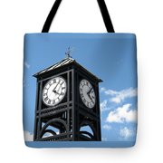 Time And Time Again Tote Bag
