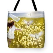 Time Flys When You're Having Fun Tote Bag