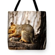 Time For A Peanut Tote Bag