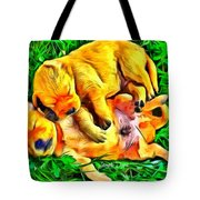 Time For A Siesta Tote Bag