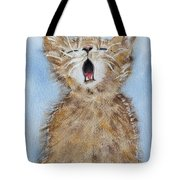 Time For Bed Tote Bag