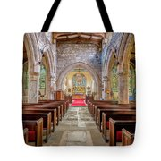 Time For Church Tote Bag