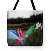 Time For Optimism Tote Bag
