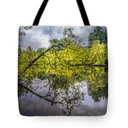 Time For Reflecting Tote Bag
