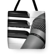 Time For Song Tote Bag