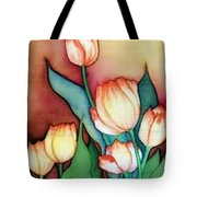 Time For Tulips Tote Bag