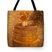 Time For Wine - 6015 Tote Bag