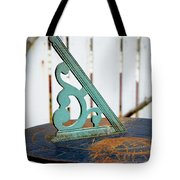 Time  From The Past Tote Bag
