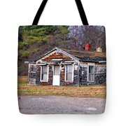 Time Frozen Tote Bag