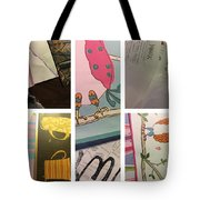 Time  In My Mind  Tote Bag