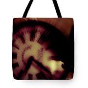 Time Ix Tote Bag