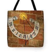 Time ... Tote Bag