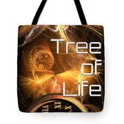 Time Lapses Tote Bag