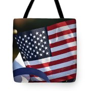 Time Of Remembrance  Tote Bag