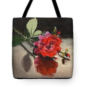 Time Of Roses Tote Bag