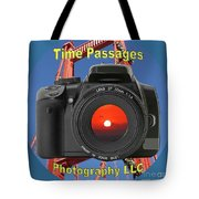 Time Passages Logo Tote Bag