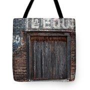 Time Past Tote Bag