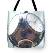 Time Piece Tote Bag by Dana Patterson