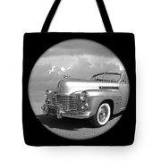 Time Portal - '41 Cadillac Tote Bag