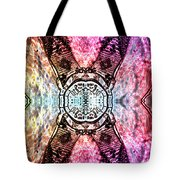 Time Ripples  Tote Bag