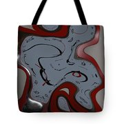 Time Seems To Melt Away Tote Bag