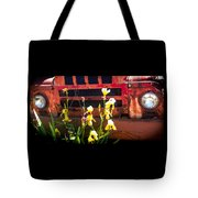 Time Sings A Melody Tote Bag
