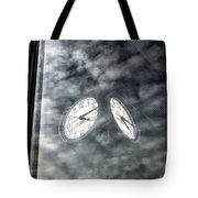 Time, Time Tote Bag