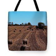 Time To Bale In Color Tote Bag