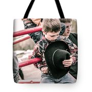 Time To Honor Tote Bag