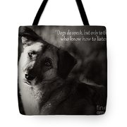 Time To Learn Tote Bag