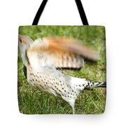 Time To Leave Tote Bag