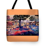 Time To Relax And Have Some Fun Tote Bag