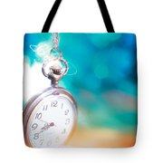 Time To Travel Tote Bag