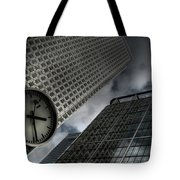 Time To Work Tote Bag