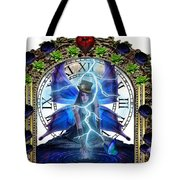 Time Travel Fairy Tote Bag