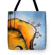 Time Travel Is Possible. Irrational Space Tote Bag