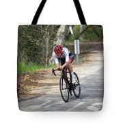 Time Trial 33 Tote Bag