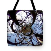 Time Tunnel  Tote Bag