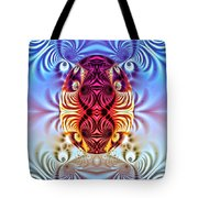Time Vessel Tote Bag