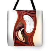 Time Warp Tote Bag by Tom Zukauskas