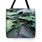 Time Washed Out Tote Bag