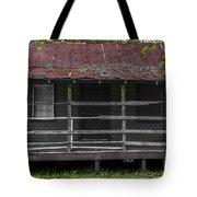 Time Worn Homestead Tote Bag