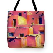 Timeless Adobe Tote Bag