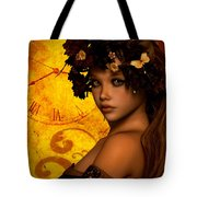 Timeless Autumn Beauty Tote Bag