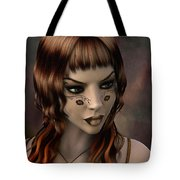 Timeless Grace Tote Bag