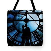 Timeless Love - Midnight Blue Tote Bag