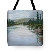 Timeless Tanquility IIi Tote Bag