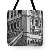 Timeless Tower Tote Bag
