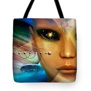 Timeless Traveller Tote Bag