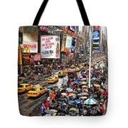 Times Square 1 Tote Bag